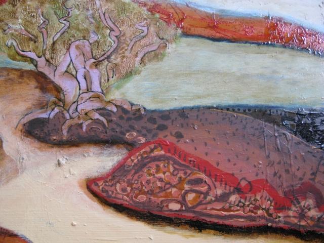 cockatoo island (detail)