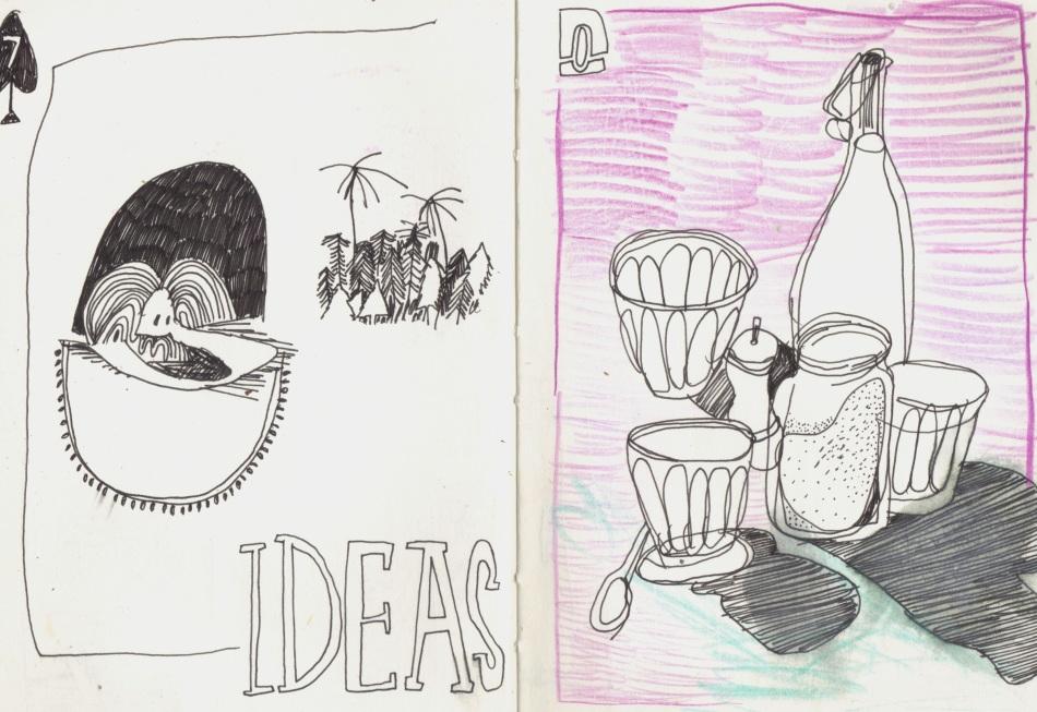 Ideas : Cafe Sesh No.2