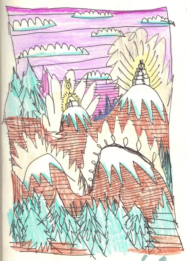 imagined landscape