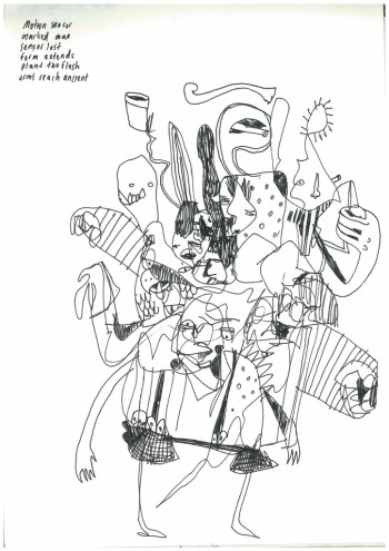 2016 sketchbook